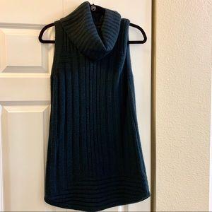 Tahari Tunic Sweater Vest